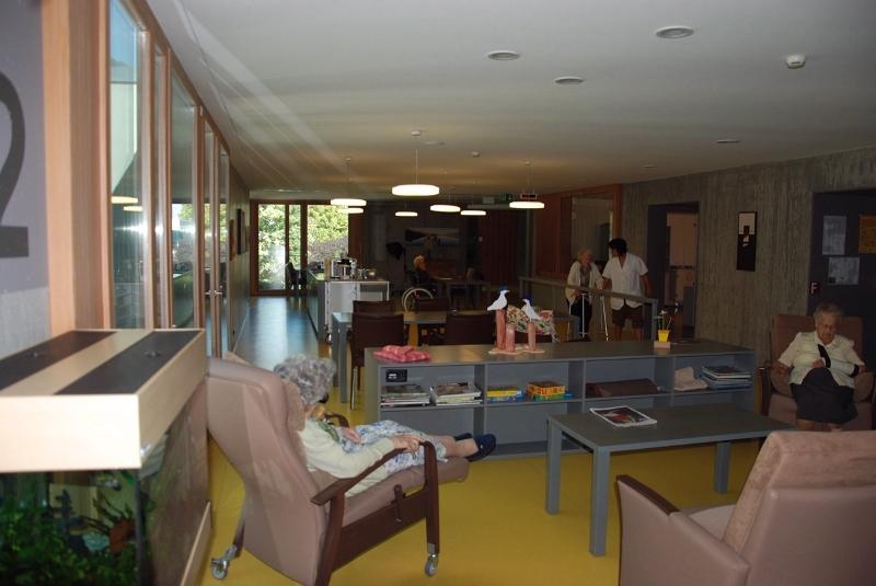 Séjour & salle à manger 2ème étage