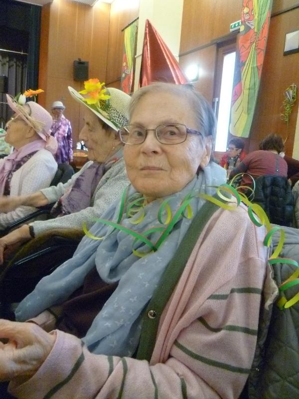 Carnaval des aînés à Monthey, c'est la fête !