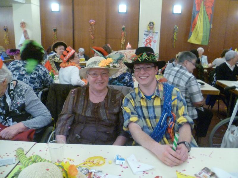 Des éclats de rire au carnaval des aînés à Monthey