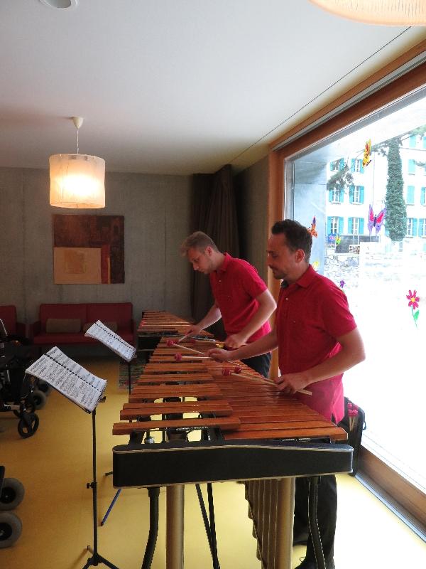 Concert Malet Duo en juillet 2017